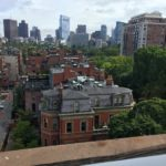 View from the Boston office